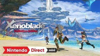 ゼノブレイド ディフィニティブ・エディション Nintendo Direct mini 2020.3.26