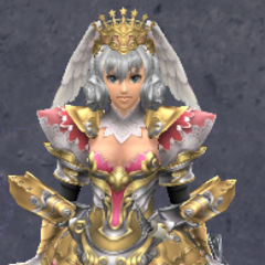 Melia in Heavy Titan Armor
