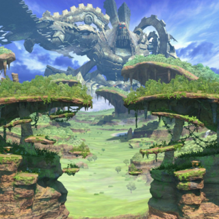 Gaur Plain in <i>Super Smash Bros. Ultimate</i>