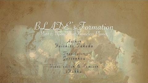 """Xenoblade Chronicles X - Short Story """"BLADE's formation Part1"""""""