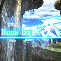 Bionis Leg Location