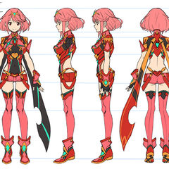 Conceptual artwork of Pyra