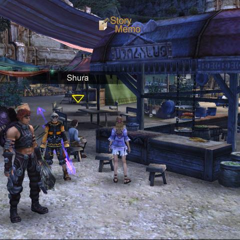 Shura at Colony 9.