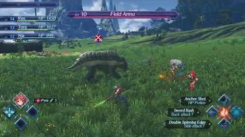 Xenoblade Chronicles 2 – Auto-Attacks (Nintendo Switch)