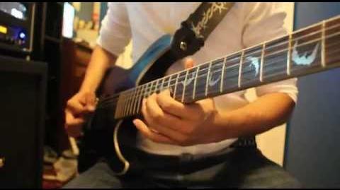 Theme X - Xenoblade Chronicles X (Rock Cover) - Shady Cicada