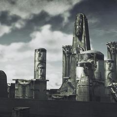 The Kingdom of Torna before sinking beneath the Cloud Sea