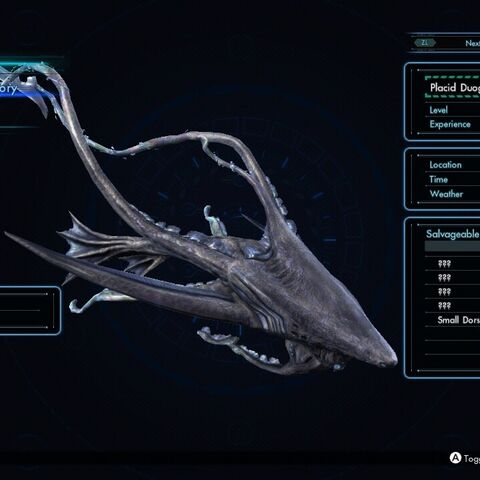 In-game infobox