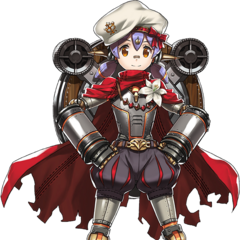 Poppi α, an artificial Special Blade