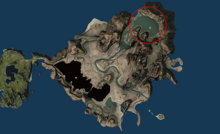 Map of Valley of Oblivion 2