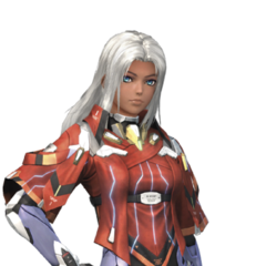 Elma in <i>Xenoblade Chronicles X</i>