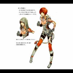 Celica initial concept artwork