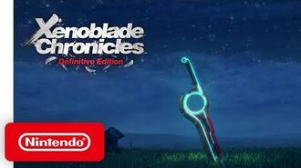 7 Minutes of Relaxation with Xenoblade Chronicles Definitive Edition