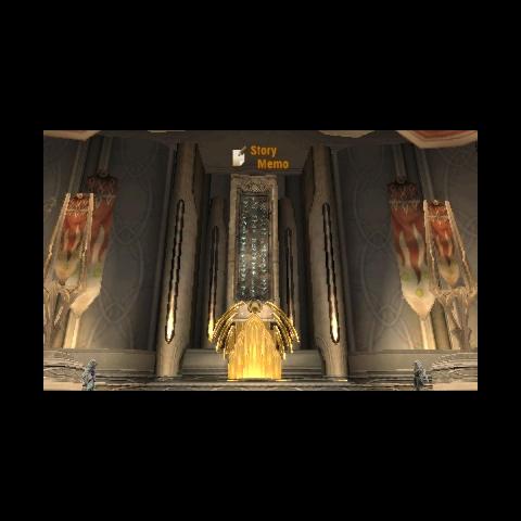 Emperor's throne