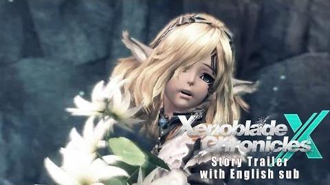Xenoblade Chronicles X - Story Trailer (w English sub)