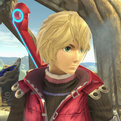 Shulk on the Great Plateau Tower stage