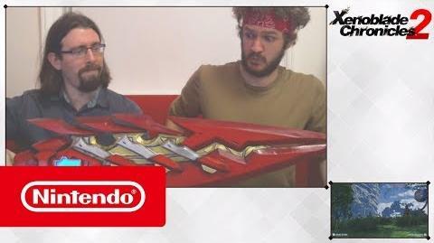 Xenoblade Chronicles 2 – Nintendo UK Play – Gormott (Nintendo Switch)
