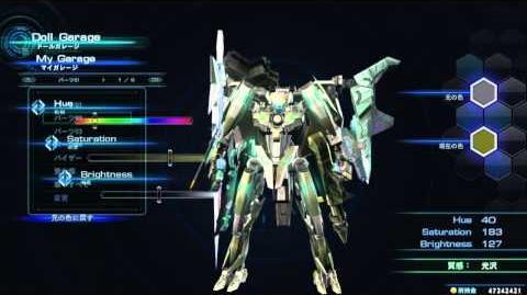 【XenobladeX】ドールカスタマイズ