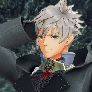 Addam as he appears in <i>Torna ~ The Golden Country</i>