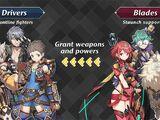 Blade Resonance