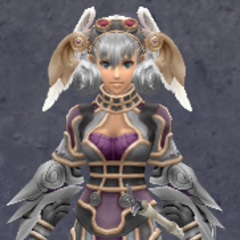 Melia in Medium Retrieved Armor