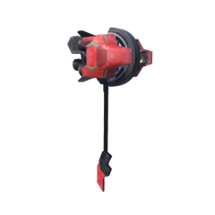 Poppibuster's weapon