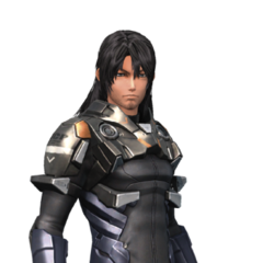 Lao in <i>Xenoblade Chronicles X</i>