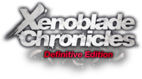 Logo xenoblade definitive edition