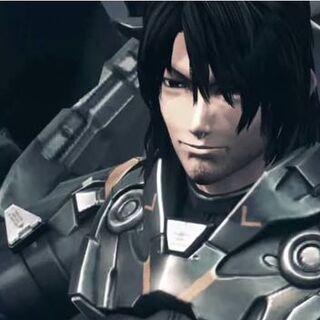 Lao dans le trailer de <i>Xenoblade Chronicles X</i> à l'E3 2014