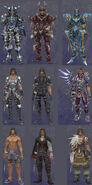 Compilation Armor Dunban 1