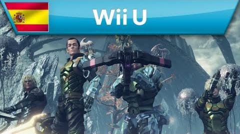 Xenoblade Chronicles X - Tráiler de combate (Wii U)