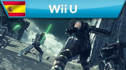 Xenoblade Chronicles X - Tráiler E3 2015 (Wii U)