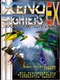 Xeno Fighters EX Title 2