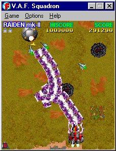 Raiden Laser 2