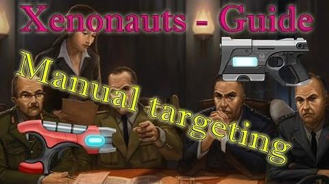 Xenonauts Guide - Manual targeting. How to target the ground etc.