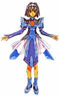 Xenogears character kelvena