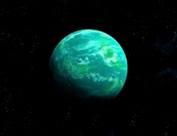 Second Miltia planet