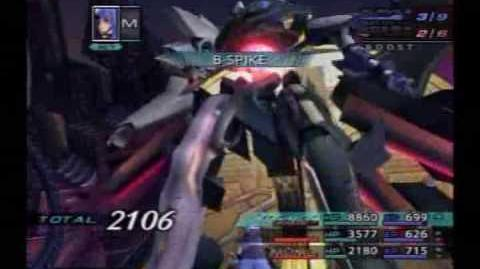 Xenosaga Episode III -- Zarathustra Battle (Part 2 2)