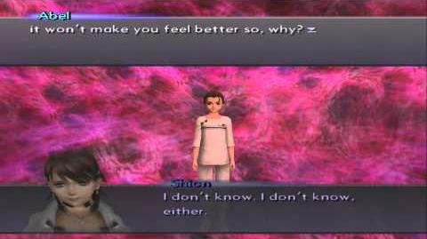 Xenosaga III HD Cutscene 312 - Conversation with Abel - ENGLISH