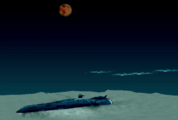 Xenogears aveh-desert-moon