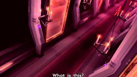Xenosaga Episode II HD Cutscene 81 - Illusions in the Space-Time Anomaly - ENGLISH