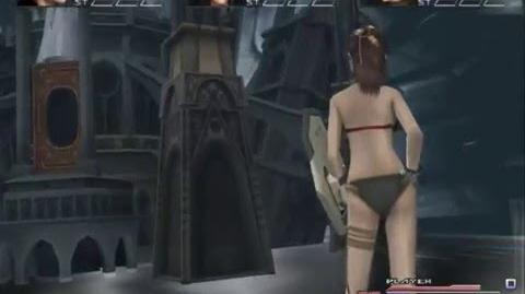 Xenosaga 2 Cathedral Boss