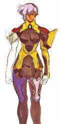 Xenogears character dominia