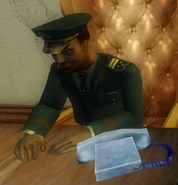 Полковник базы РТН-25