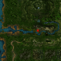 Камень Ксенус (цель, карта, крупно)