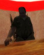 Начальник полицейского участка