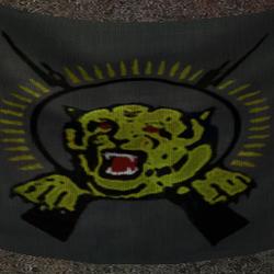 Флаг наркетов и бандитов