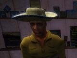 Торговец сигаретами