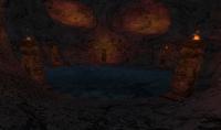Озеро в тайной пещере