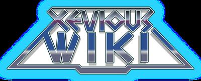 Xevious Logo