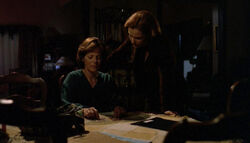 Margaret Scully Dana Scully Emily 1re partie